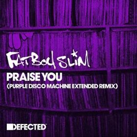 FATBOY SLIM - PRAISE YOU (PURPLE DISCO MACHINE REMIX)